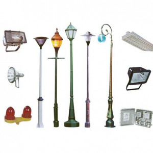 Electrical Light Fixtures