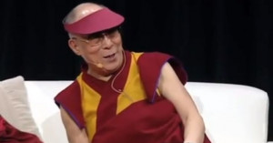 ... his study of Buddhism and happiness. There's a great quote at 2:02