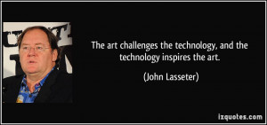 More John Lasseter Quotes
