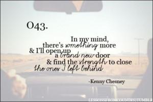Kenny Chesney.The Doors, Life, Radios Kenny Chesney, Quotes ...