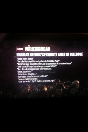 Norman Reedus' favorite quotes!!! Love him