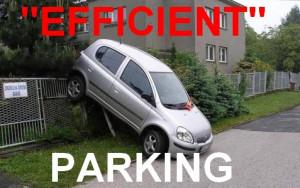 efficient parking efficient parking