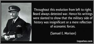 More Samuel E. Morison Quotes