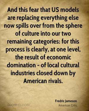 Fredric Jameson Quotes