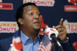 Quote of the Day: Pedro Martinez Says Mets Fans 'Settle for What They ...