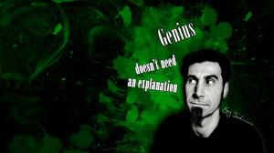 Serj Tankian Wallpaper by czarnawdowa13