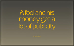Collection of Money Quotes In Pictures