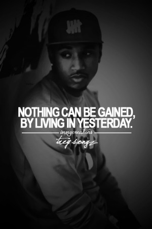 Hqlines Swag Trey Songz Sayings Quotes Image Favim