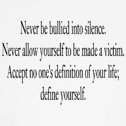 lgbt quotes and sayings define_yourself_wall_cloc...