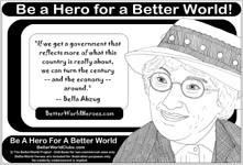 Bella Abzug | John Dewey | Michael Lerner