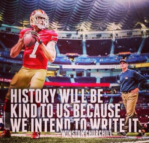Colin Kaepernick Quotations