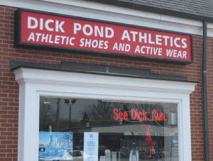 Shoe Store Names Funny