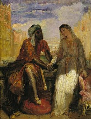 Chassériau Othello and Desdemona in Venice.jpg