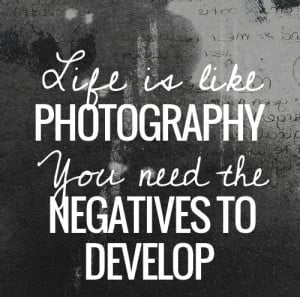 Related Pictures learn negative positive quote quotes