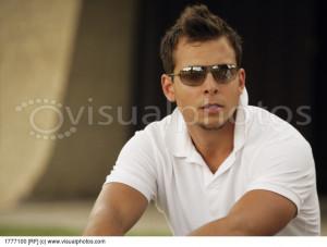 Wearing Sunglasses Portrait