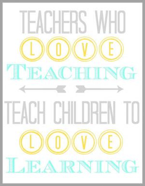 Teaching quote 4509