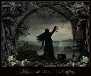 All Hallow's eve, when the veil is thin 2