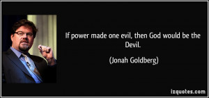 Evil Quotes About Power