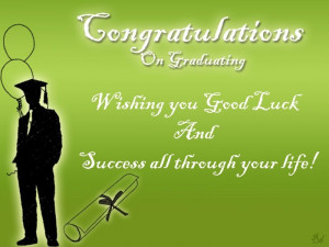 Congratulations Graduation Quotes Congratulations on graduating