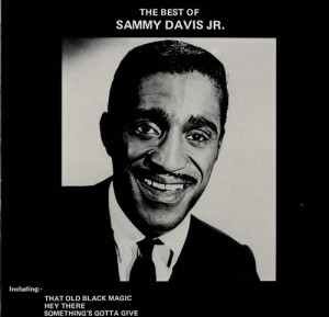DAVIS JR, SAMMY - The Best Of - 12 inch 33 rpm