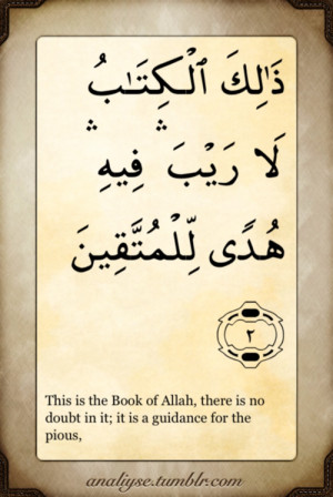 Islamic Quotes From The Quran