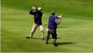 Golfers Rage