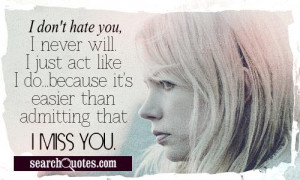 quotes missing someone after break up