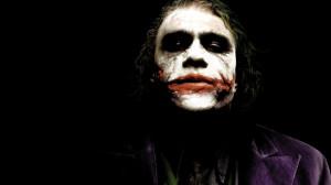 HD Heath Ledger Joker Wallpaper