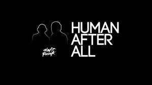 black music text daft punk quotes human typography 1920x1080 wallpaper ...