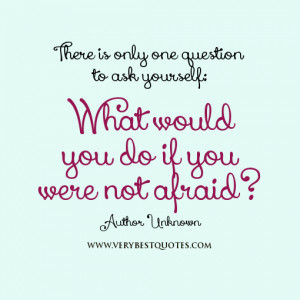 There is only one question to ask yourself