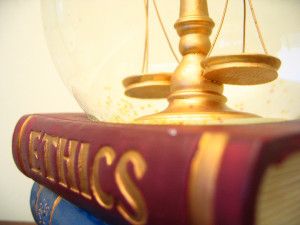 Business, Ethics, and Us