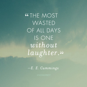 Ee Cummings Quotes - Notable, Quotable : E. E. Cummings on Laughter ...