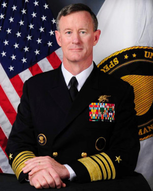 Conference official hints at McRaven's departure
