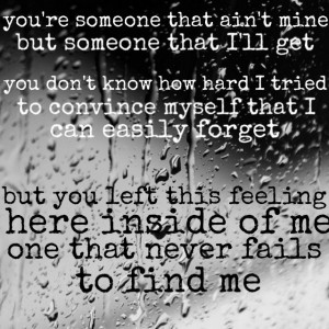 Rainy Monday - Shiny Toy Guns #lyrics