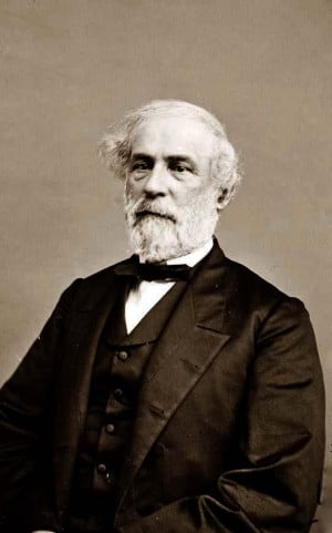 Robert E. Lee Portrait