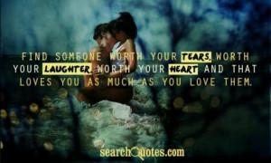 Find someone..
