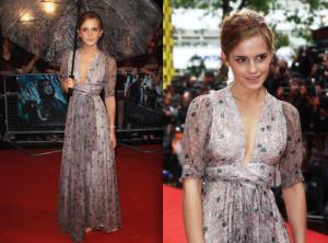Emma Watson looked absolutely