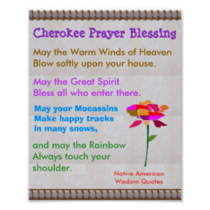 Native American Wedding Blessing Gifts