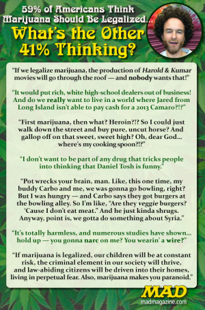 Funny Marijuana Quotes