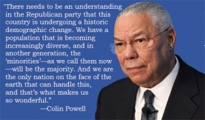 The pushback to Powell was swift and predictably, attacked the former ...