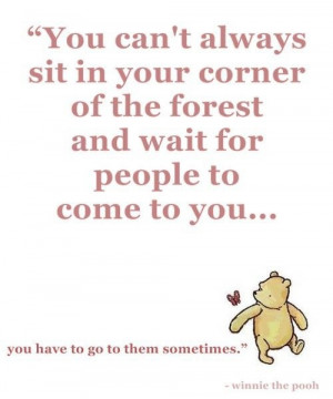 Quote from Winnie the Pooh