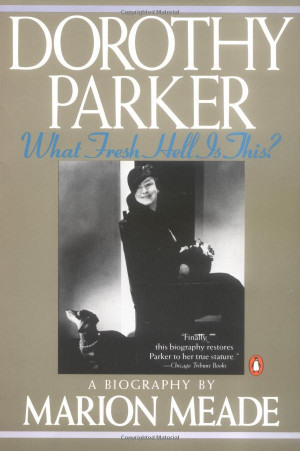 Dorothy Parker Biography Critic, Writer and Member of the Algonquin ...