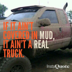 Redneck And Truck Quotes