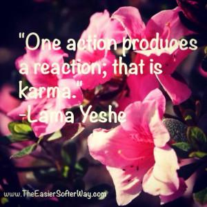karma #buddhism #quote