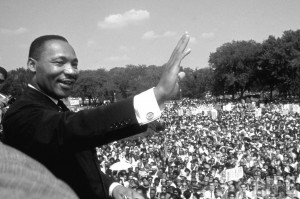 """... Martin Luther King Jr., """"I Have A Dream For Most Of Us"""