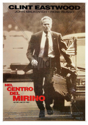 Nel Centro Del Mirino Clint Eastwood Wolfgang Petersen 005jpg picture