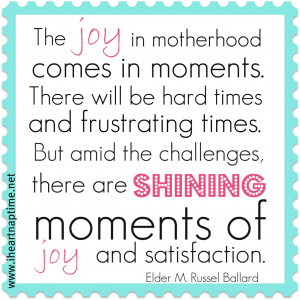 Proud Young Mother Quotes Proud Young Mother Quotes
