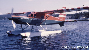 Aircraft Newfoundland and Labrador Forest Service float plane