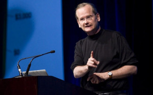 Lessig's advice for those fighting against CISPA is simple: Take a ...