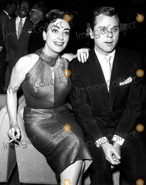 Jackie Cooper Picture Joan Crawford and Jackie Cooper at a Party